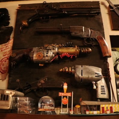 Trundle Guns