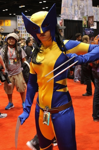 Wolverine female C2E2