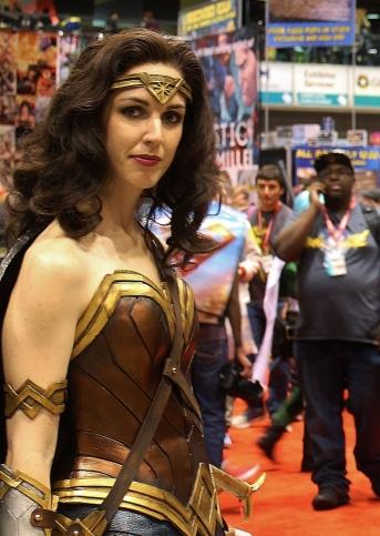Wonder Woman C2E2