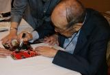 Harou Nakajima Signing 2