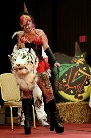 Tiger Girl 1
