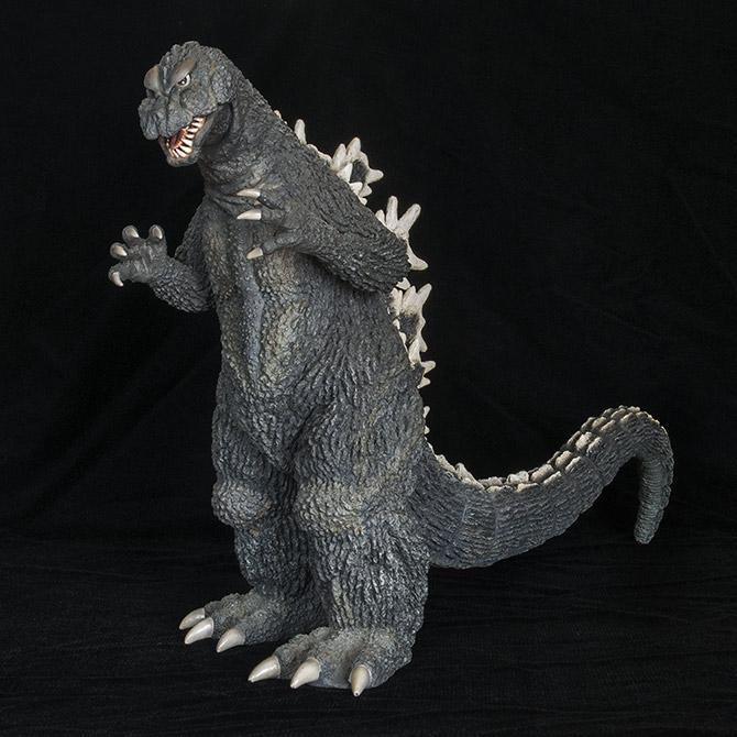 X-Plus-Godzilla-1964-Vinyl-Hero