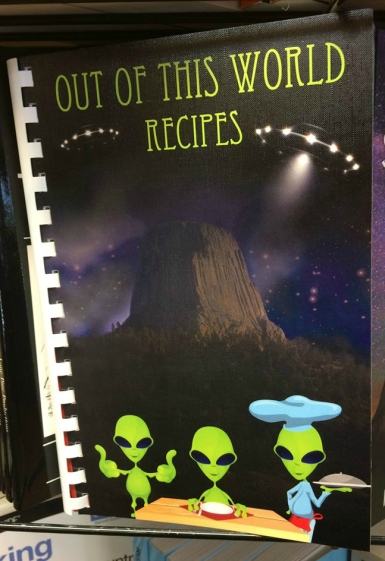 Alien Recipes