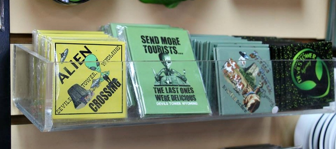 Devils Tower Trading Post Magnets