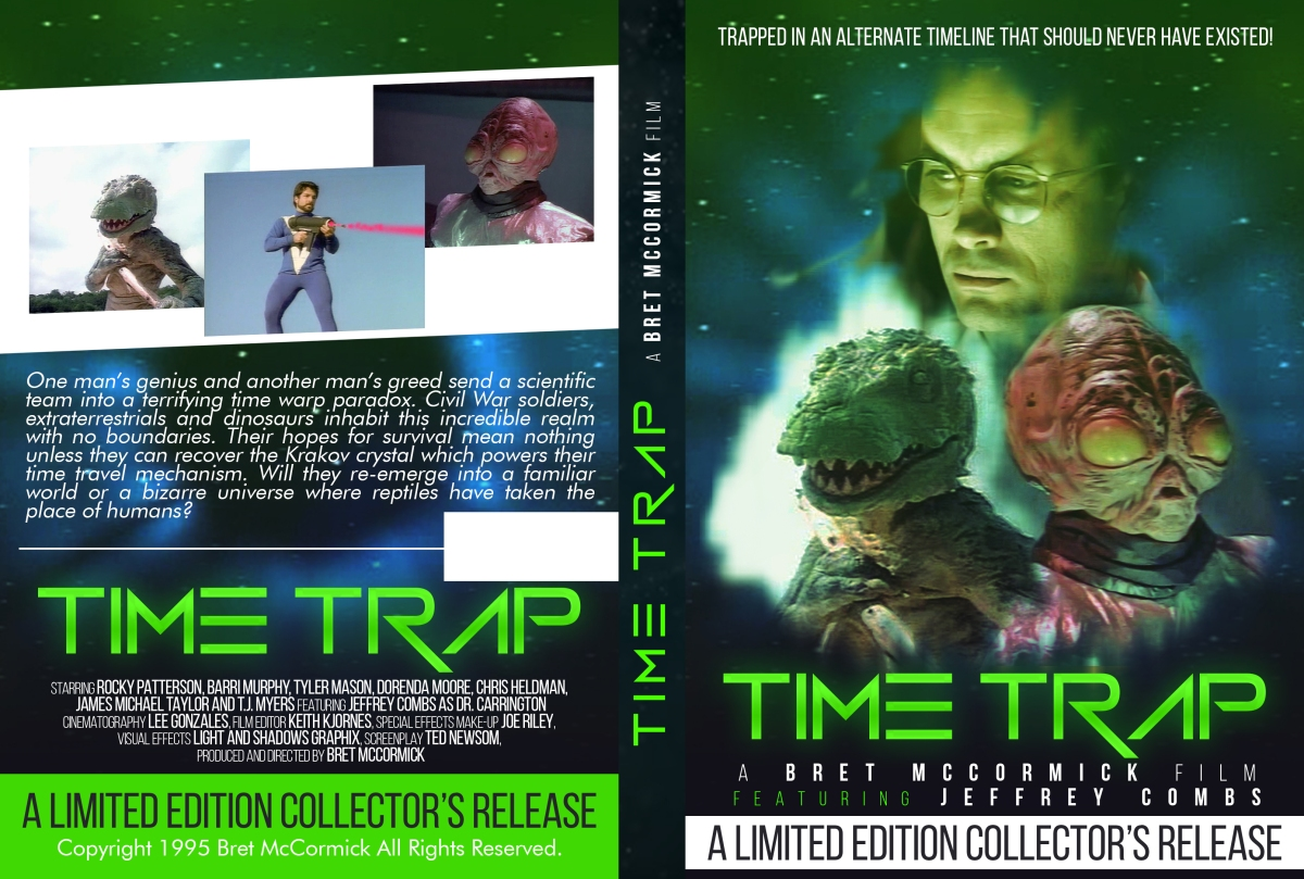 TIME-TRAP-DVD-cover | Terror from Beyond the Dave