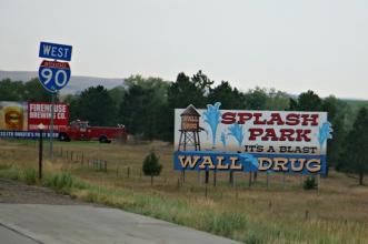 Wall Drug Sign 11