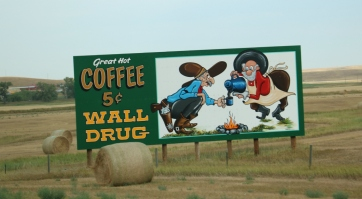 Wall Drug Sign 12