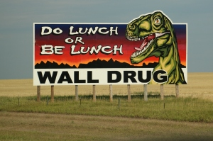 Wall Drug Sign 13