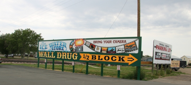 Wall Drug Sign 14