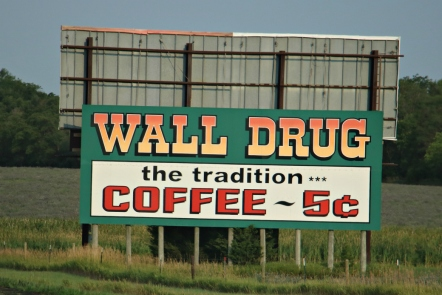 Wall Drug Sign 2