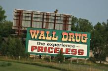 Wall Drug Sign 3