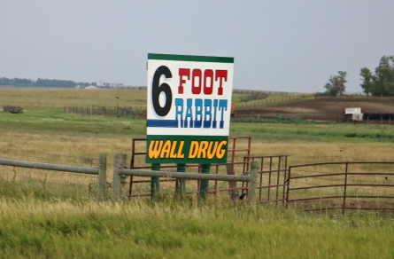Wall Drug Sign 7