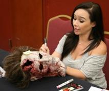Danielle Harris Signing 2
