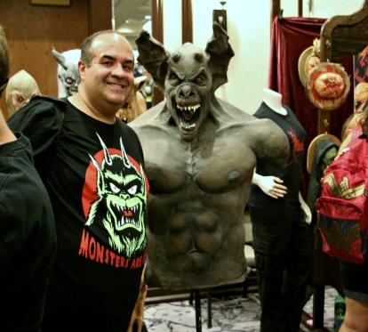 Dave Fuentes Mask-Fest