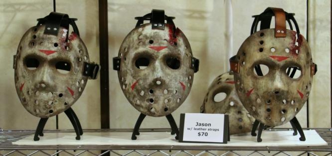 Jason Masks