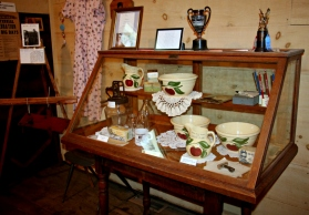 Twine Ball Museum Display