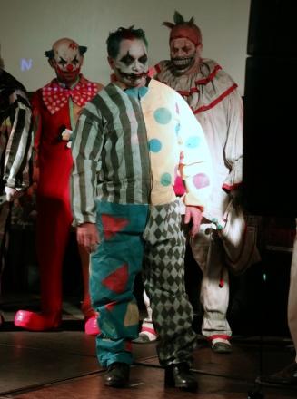 Clown Costume Contest 12
