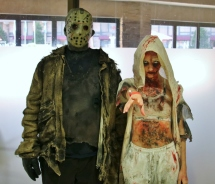 Jason and dead girl