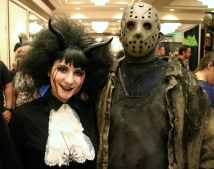 Jason and Horny gal