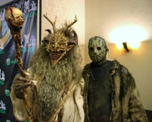 Jason and Krampus