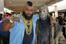 Jason and Mr T