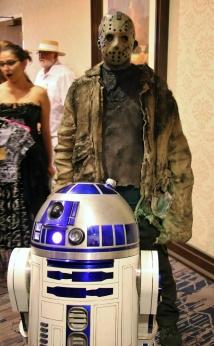 Jason and R2D2
