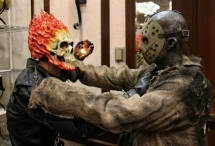 Jason vs Ghost Rider