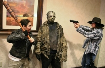 Jason vs the Walking Dead