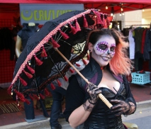 Day of the Dead Gal