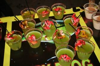 Frog Martinis