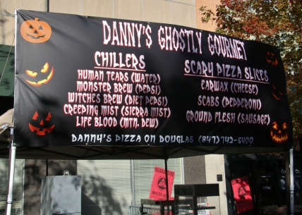 Ghostly Gourmet