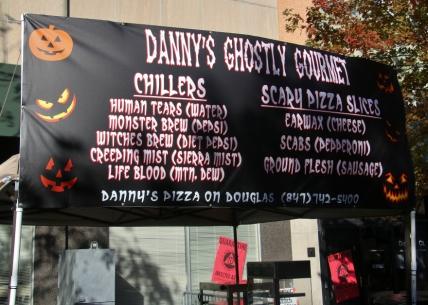 Ghostly Gourmet