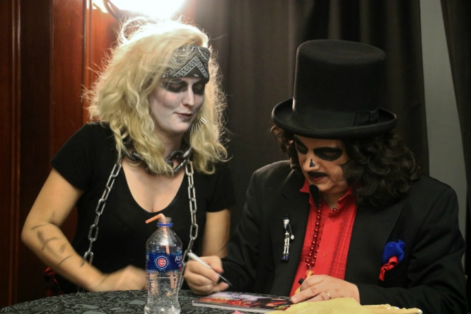 Ghoul Gal and Svengoolie