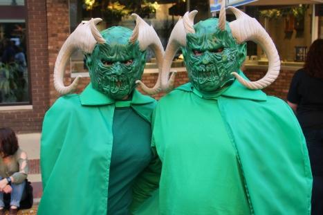 Green Devils
