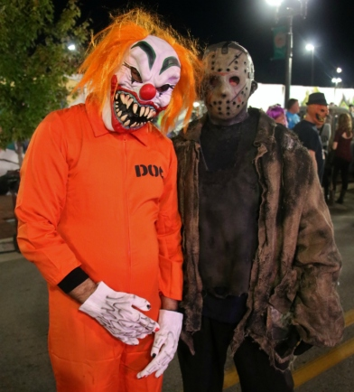 Jason and Killer Clown
