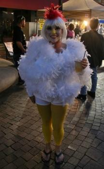 Lady Chicken