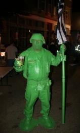 Plastic Army Man