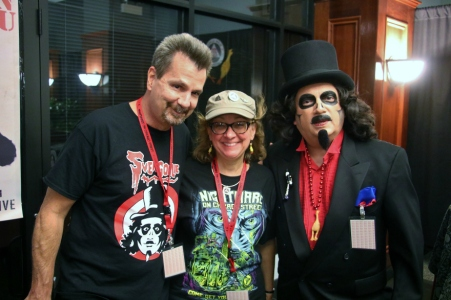 Rick Elizabeth and Svengoolie
