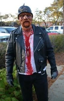 Zombie Biker