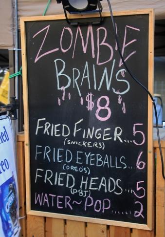 Zombie Food 1