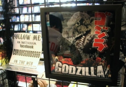 Gojira Shadow Box