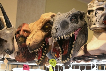 Jurassic Park Masks