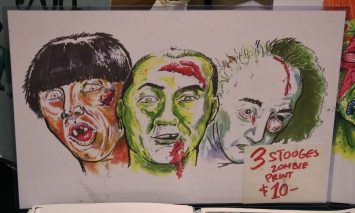 Zombie Stooges
