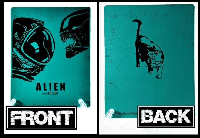 Alien Blu-ray Steelbook