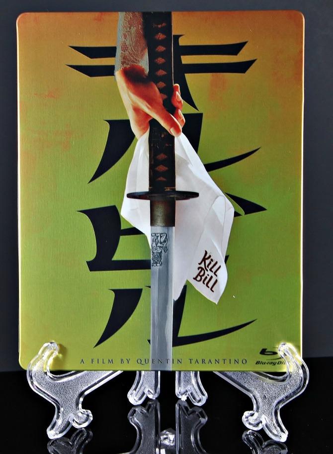 Kill Bill Volume 1 Steelbook