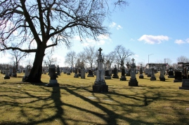 Resurrection Cemetery Outdoors 9