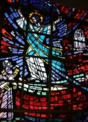 Resurrection Cemetery Stained Glass 3