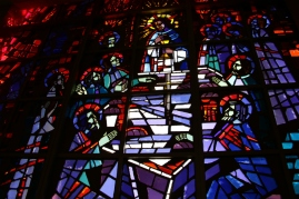 Resurrection Cemetery Stained Glass 7