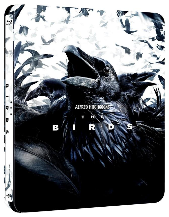 The Birds Blu-ray steelbook