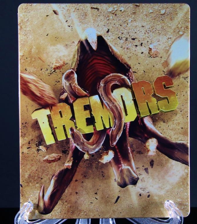 Tremors Blu-ray Steelbook